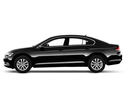 Airport Car Service by Saloon Car
