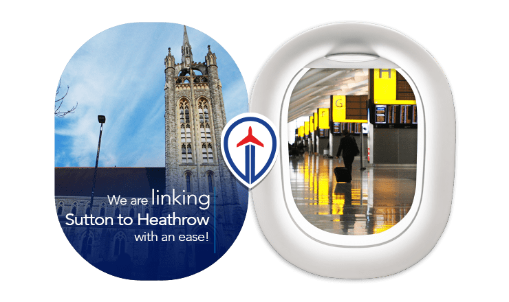 Sutton to Gatwick Airport Car Service